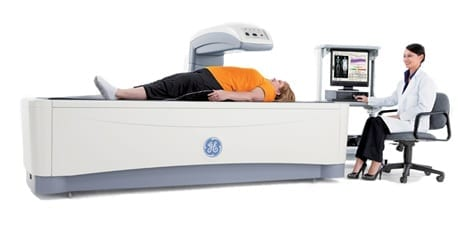 Glenwood Radiology DEXA Body Composition Scan